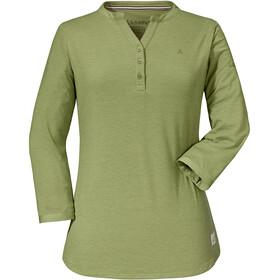 Schöffel Johannesburg - T-shirt manches longues Femme - olive